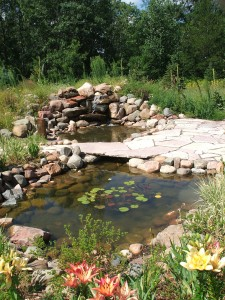 Landscape Designer - Waterfall Systems
