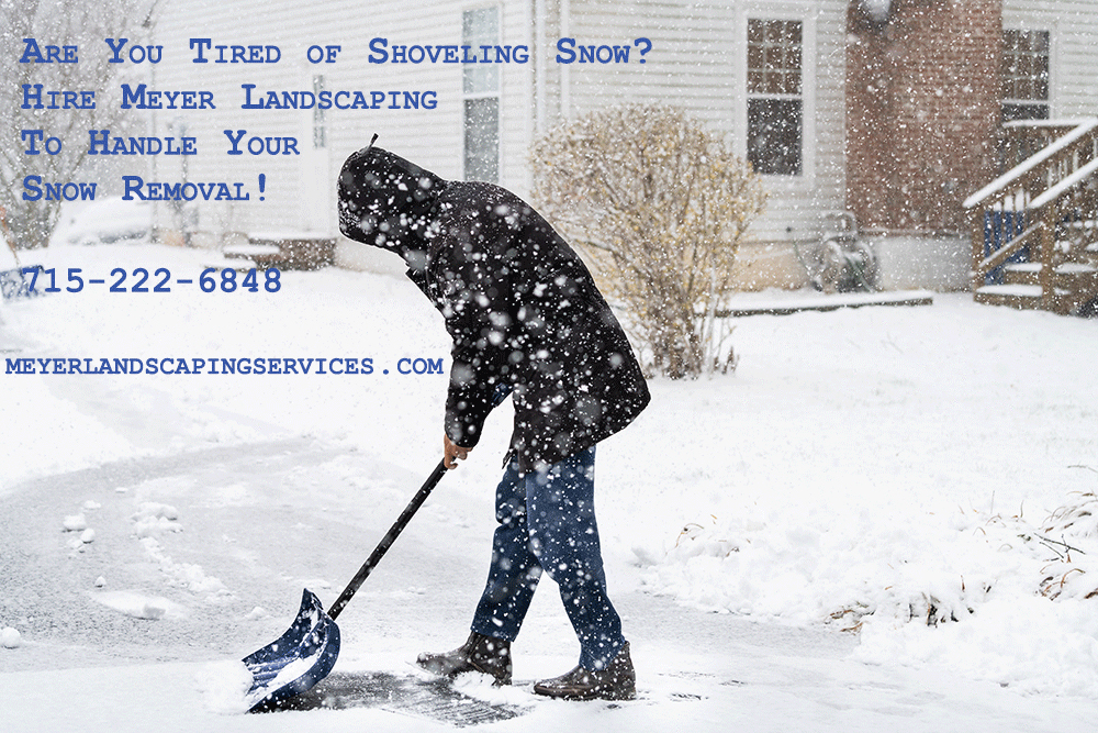 Snow Removal Amery Wisconsin